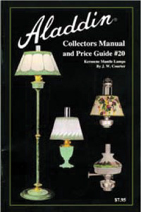 Aladdin shades and lamps jw courter is the leading authority on aladdin lamps his book are the standard references on aladdin products his titles include aladdin the magic name aloadofball Images