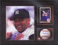Watch for the Curve Ball! Faux Autographs on Baseballs