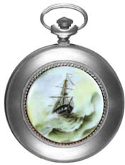 Painted Pocket Watches
