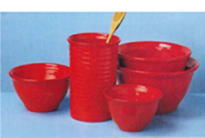 Bauer Pottery Makes Red Ring Ware