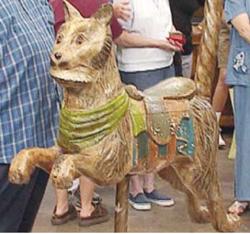 Antiques Roadshow Appraisal of Carousel Figure Debated