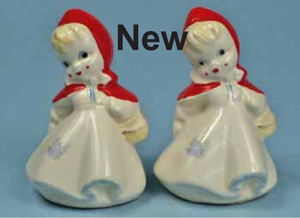 Little Red Riding Hood Shakers