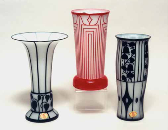 Bohemian Glass: Reproductions of Old Designs