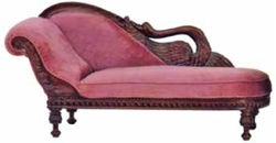 Doll and toy sized furniture for Big and tall chaise lounge