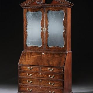 Furniture Disciplined French Antique Louis Xv Walnut Wedding Armoire Circa 1890 In Short Supply 1800-1899