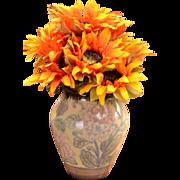 REDUCED Rookwood Pottery 1924 Jewel Porcelain Pastel Floral Vase #915 by William Hentschel