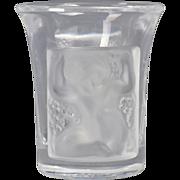 Lalique Enfants Liqueur Shot Glass