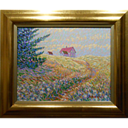 1995 Contemporary Impressionist Summer House