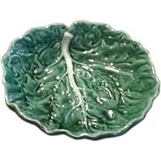 SALE Bordallo Pinheiro Portugal Cabbage Bowl No. 1381