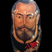 SALE Russian Lacquerware Nesting Dolls Romanov Dynasty