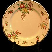 Royal Doulton Old Leeds Sprays Dinner Plate