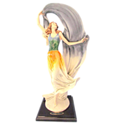 Giuseppe Armani Figurine Over The Rainbow  1712C LE 66/3000