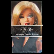 2001 Midnight Tuxedo Barbie LE Official Barbie Collectors' Club Exclusive