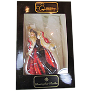 Christopher Radko Cruella De Ville Disney LE Ornament