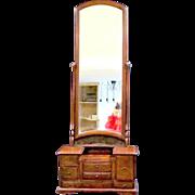 Antique Oriental Rosewood Dresser