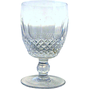 Waterford Crystal Colleen Short Water Goblet