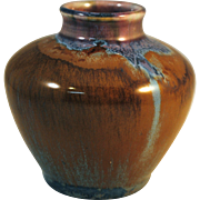 Rookwood  Flambe Glaze Effect Vase 1932