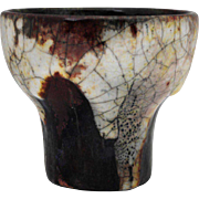 Royal Doulton Chang Art Pottery Vase Signed Noke
