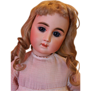 """SOLD ON Layaway for T. 18"""" tall French Antique Marked """"PARIS"""" Bebe Doll! Origin"""