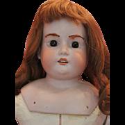 "SOLD Sale Priced!!  28 1/2"" tall Floradora German Armand Marseille  Antique doll, kid bod"