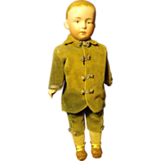 Heubach pouty boy all original
