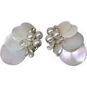 Louis Rousselet Ear Clips