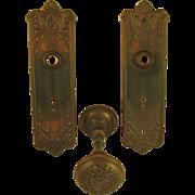 SALE Vintage Door Hardware