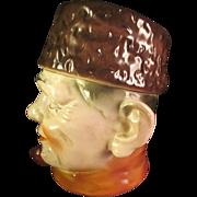 Vintage Character Tobacco Humidor