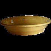 HLC USA Fiesta Fiestaware Yellow Vegetable Bowl