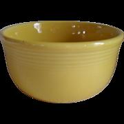 HLC USA Fiesta Fiestaware Yellow Gusto Chili Bowl