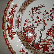 Copeland Spode Porcelain India Tree Dinner Plate