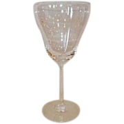 Rosenthal Crystal Romance II Plain Stem Wine Glass