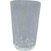 Waterford Crystal Glass Lismore Tumbler