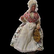 Vintage French Santons Women