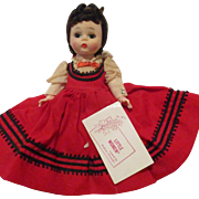 Madame Alexander Doll Jo From Little Women