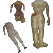Antique Doll Bodies