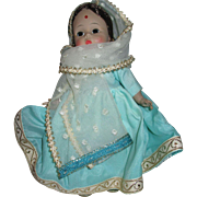 Vintage Madame Alexander Doll -India