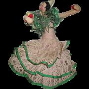 Vintage Klumpe Type Doll