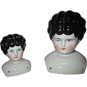 Antique China Heads For your Dolls