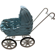 Vintage Baby Doll Baby Carriage