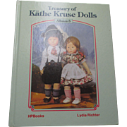 Treasury of Kathe Kruse Dolls Book  Album 3 By Lydia Richter