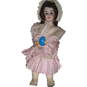 Antique Rempel & Breitung Doll
