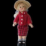 Vintage Toni P-90 Doll