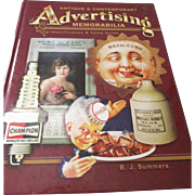 Antique & Contemporary Advertising Memorabilia By B.J. Summers