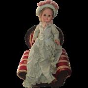 Vintage Furga Doll In Her Original Outfit.