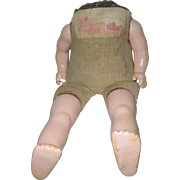 Vintage Composition And Cloth Body For Your Doll