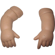 Vintage Doll Hands For Your Doll