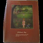 Children's Day Prints By Edna Eicke