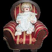 Antique Baby Kestner Doll
