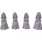 Cute Vintage Enesco and Made in Japan Nuns